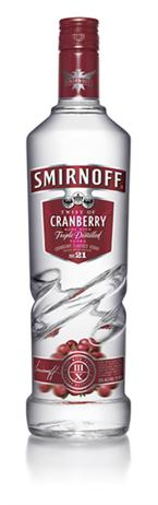 Smirnoff Twist Vodka Cranberry
